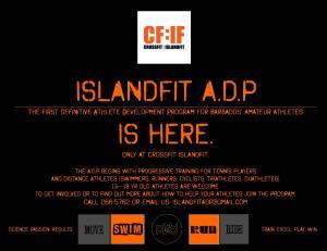 IslandFit Athlete Development Program