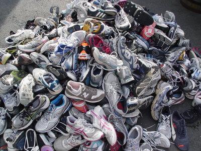 Nike Used Shoe Donation