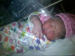 patricia's baby